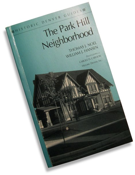 Park Hill Neighborhood Book